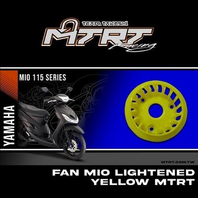 FAN  MIO Lightened Yellow MTRT