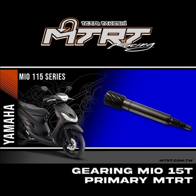 GEARING  MIO  15T  Primary MTRT