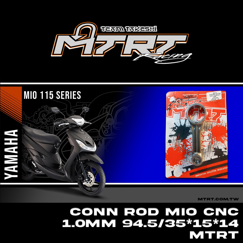 CONN ROD  MIO CNC 1.0mm  94.5/35*15*14 MTRT 4TH-12-D)