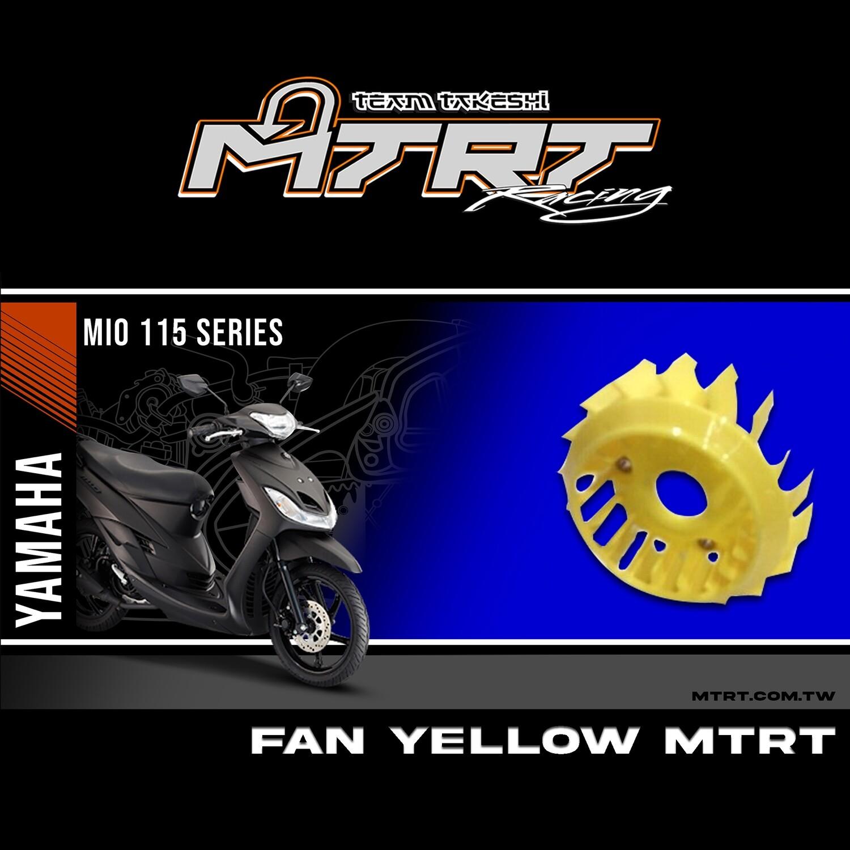 FAN  MIO Nouvo  Yellow  MTRT