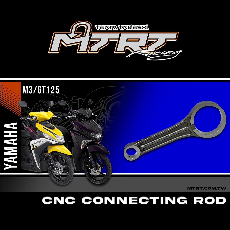 CONN ROD  MIOi125  Forged/CNC STD MTRT 35x13x99.5