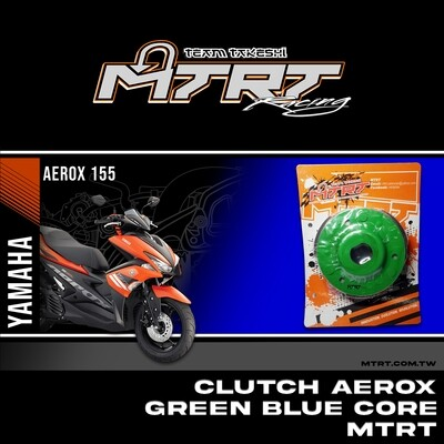 CLUTCH AEROX155_NMAX  GREEN  blue core MTRT