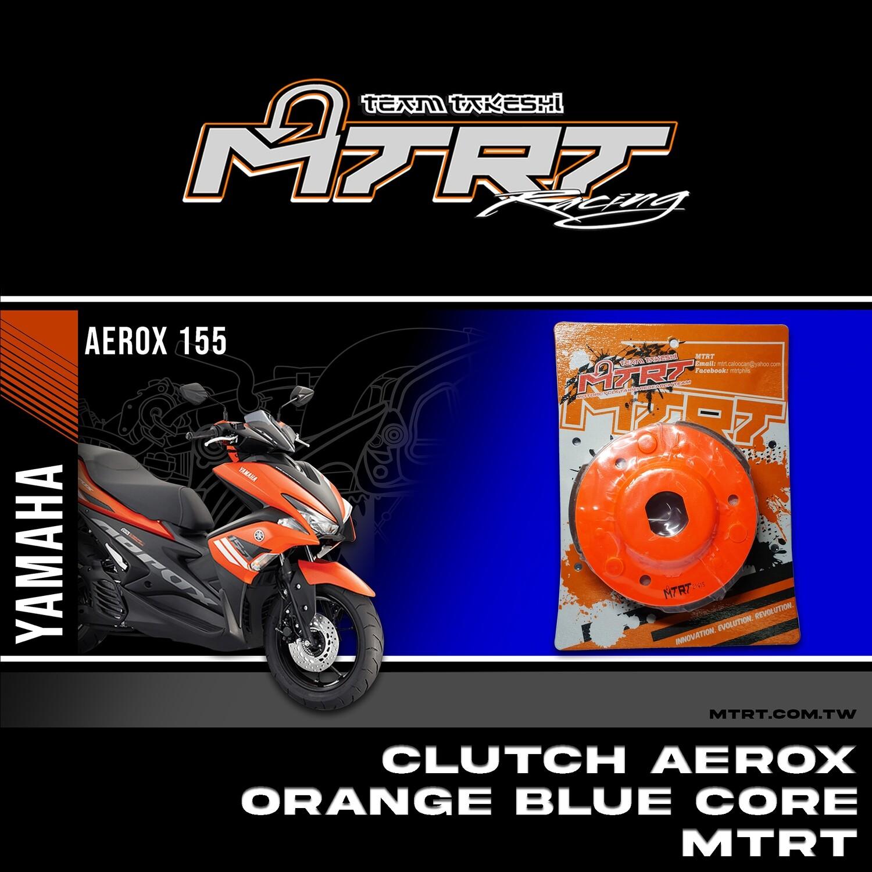 CLUTCH AEROX155_NMAX  ORANGE  blue core MTRT