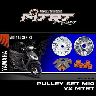 PULLEY SET MIO V2 MTRT