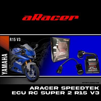 ARACER speedtek ECU RC SUPER2 R15 V3