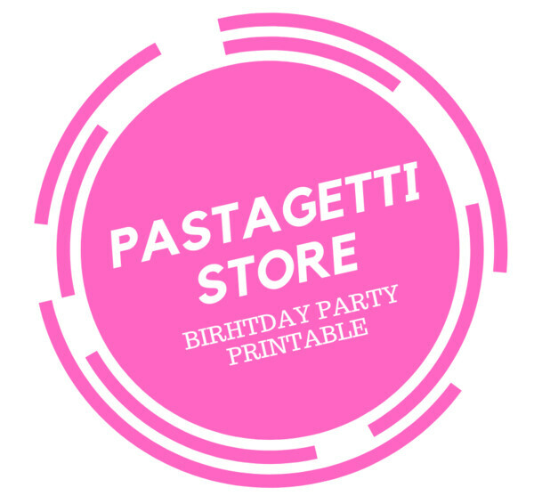 Pastagetti Store - Party Invitations & Party Supplies