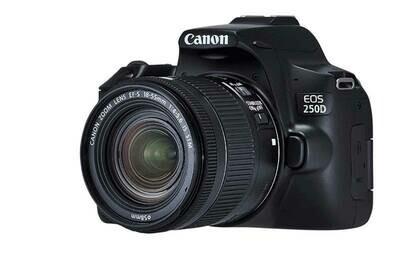 EOS 250D 18-55 III kit