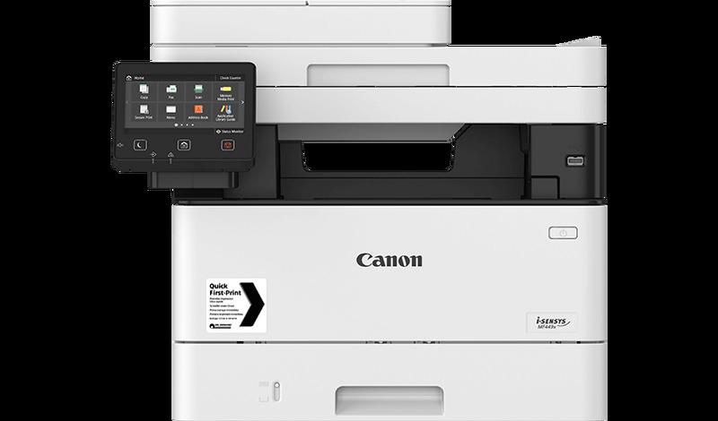 Caqnon i-SENSYS MF443dw