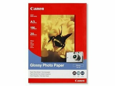 Glossy Poto Paper GP401 A3+ (190g) 20 sh