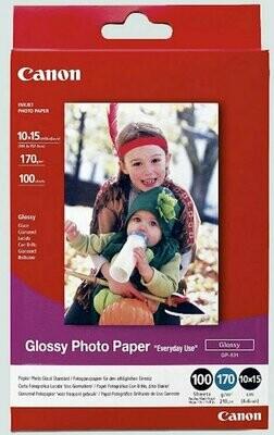 Glossy Poto Paper GP501 10X15  100 sh