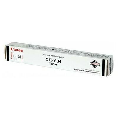 C-EXV34 Bk Toner