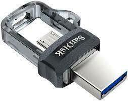 SanDisk OTG Ultra Dual USB m3.0 - 128GB