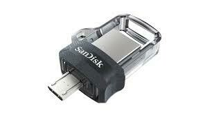 SanDisk OTG Ultra Dual USB m3.0 - 64GB