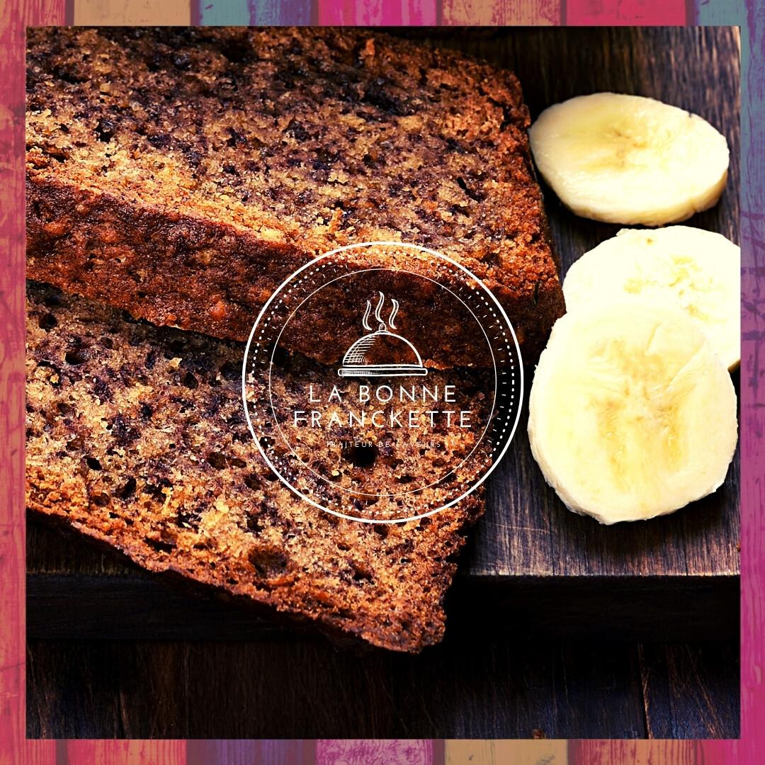 Banana bread (x2)