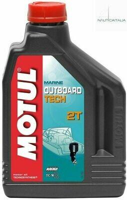 MOTUL OUTBOARD TECH 2T LT. 1