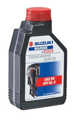 SUZUKI MARINE GEAR OIL SAE 90 LT. 1