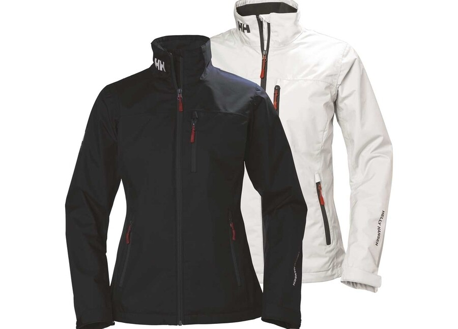 Helly Hansen Crew Jacket Donna