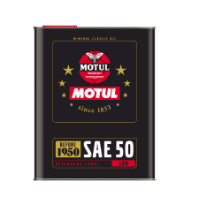 Motul Classic Oil Sae 50 Conf. 6X2 Lt