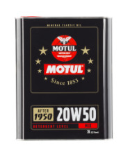 Motul Classic Oil 2100 15W-50  Conf. 10X2 Lt