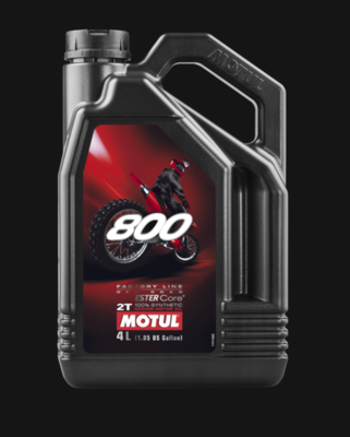 MOTUL 800 2T FACTORY LINE OFF ROAD RACING LT. 1