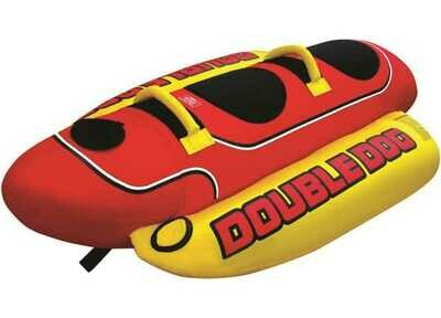 Ski Tube Jobe Double Dog