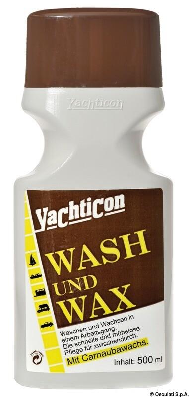 Yacchticon Detergente Wash and Wax