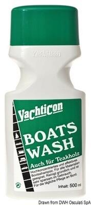 Yachticon Detersivo Bio Boat Wash