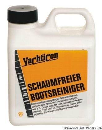 Yachticon Foam Free Detersivo senza schiuma