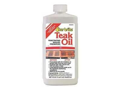 Star Brite Teak Oil