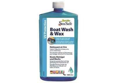 Star Brite detergente e cera 100% biodegradabili