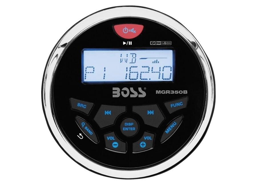 Radio Lettore Boss MGR 350B
