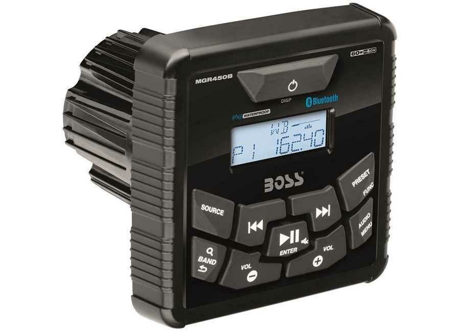 Radio Lettore Boss MGR450B