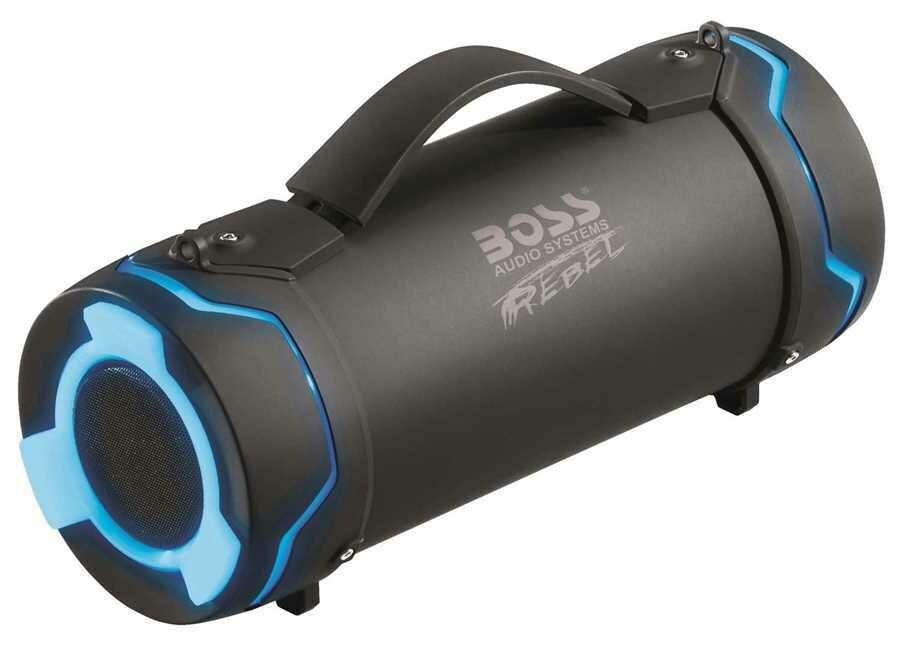 Speaker Bluetooth portatile Boss Tube