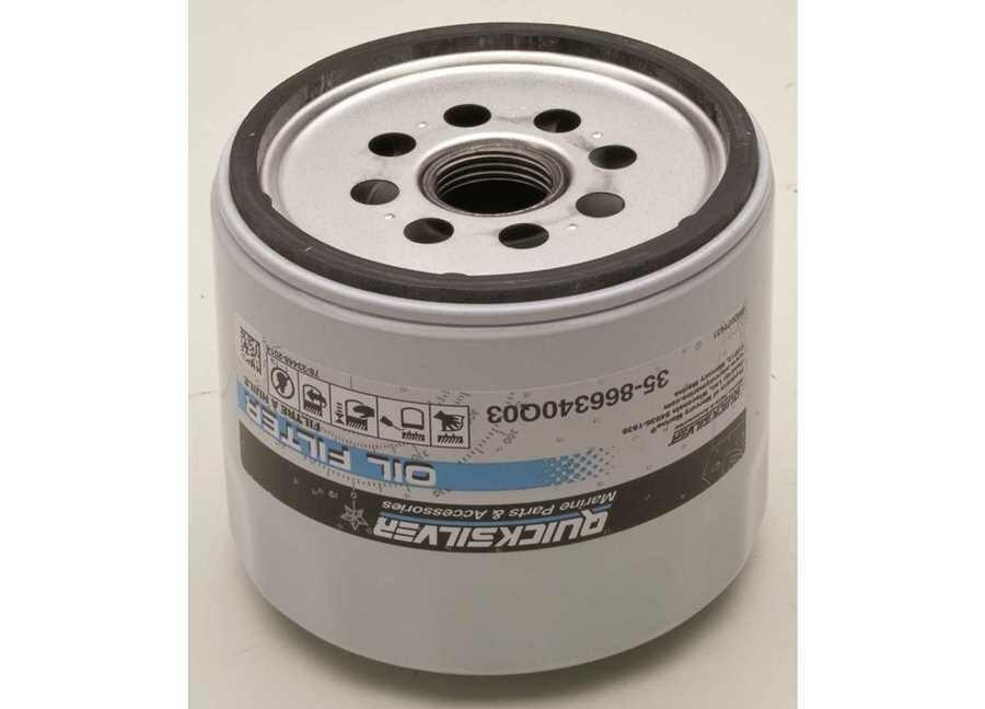 Filtro olio Mercruiser Q03