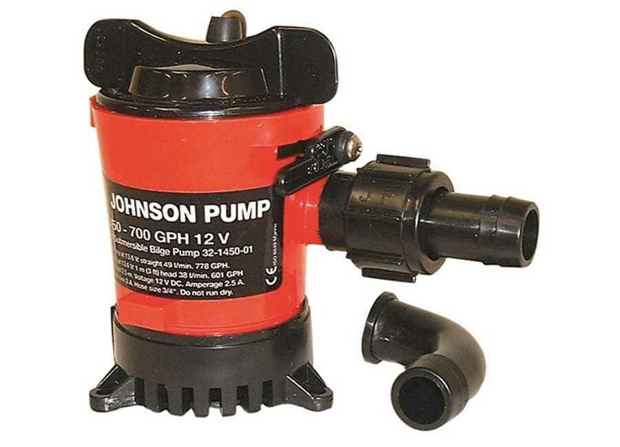 Pompa di sentina Johnson Crt