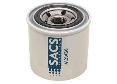 Filtro olio Sacs per motori 4JH./2DTE
