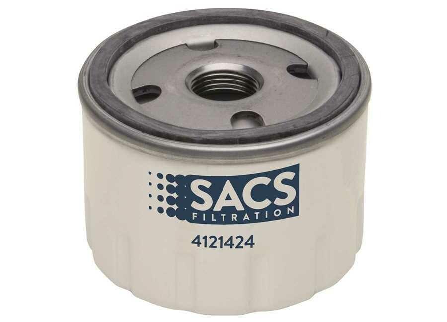 Filtro olio Sacs per motori MD../2001/2/3