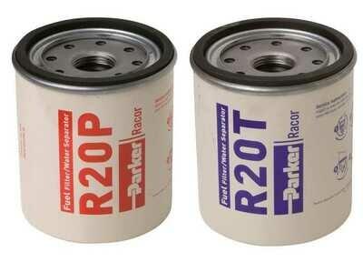 Cartucce per filtri separatori diesel Racor