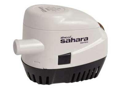 Pompa di sentina Attwood Automatica Sahara