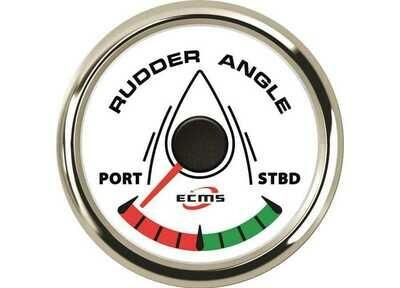 Indicatore angolo di barra ECMS