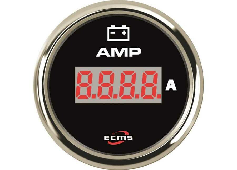 Amperometro con Shunt ECMS