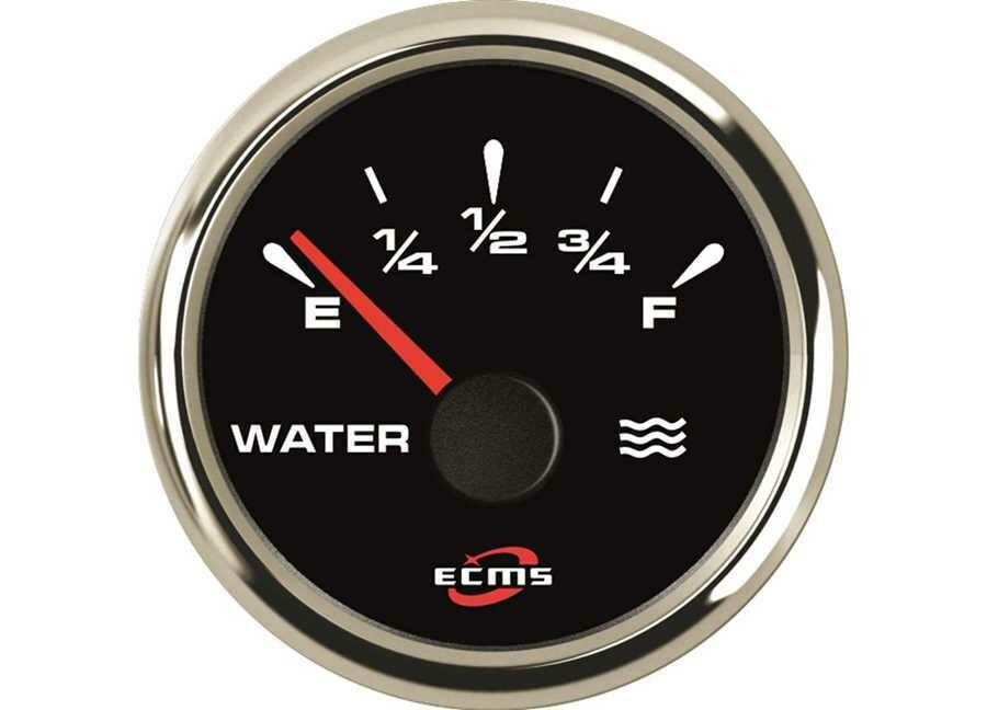 Indicatore livello acqua ECMS