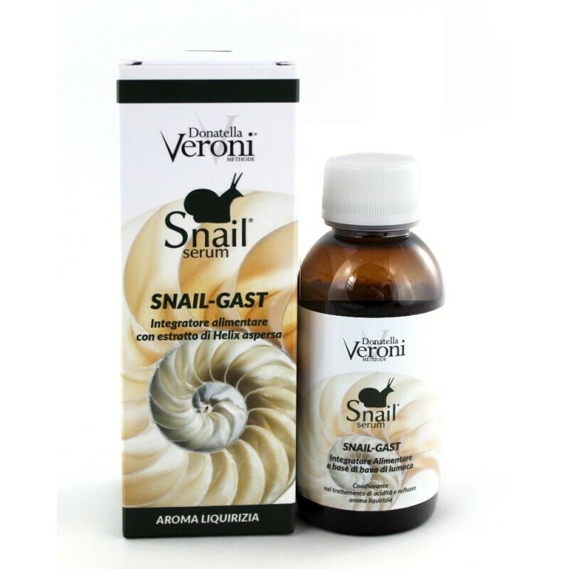 """Sciroppo Gastro """"Snail Gast"""" alla Bava di Lumaca 150 ml"""