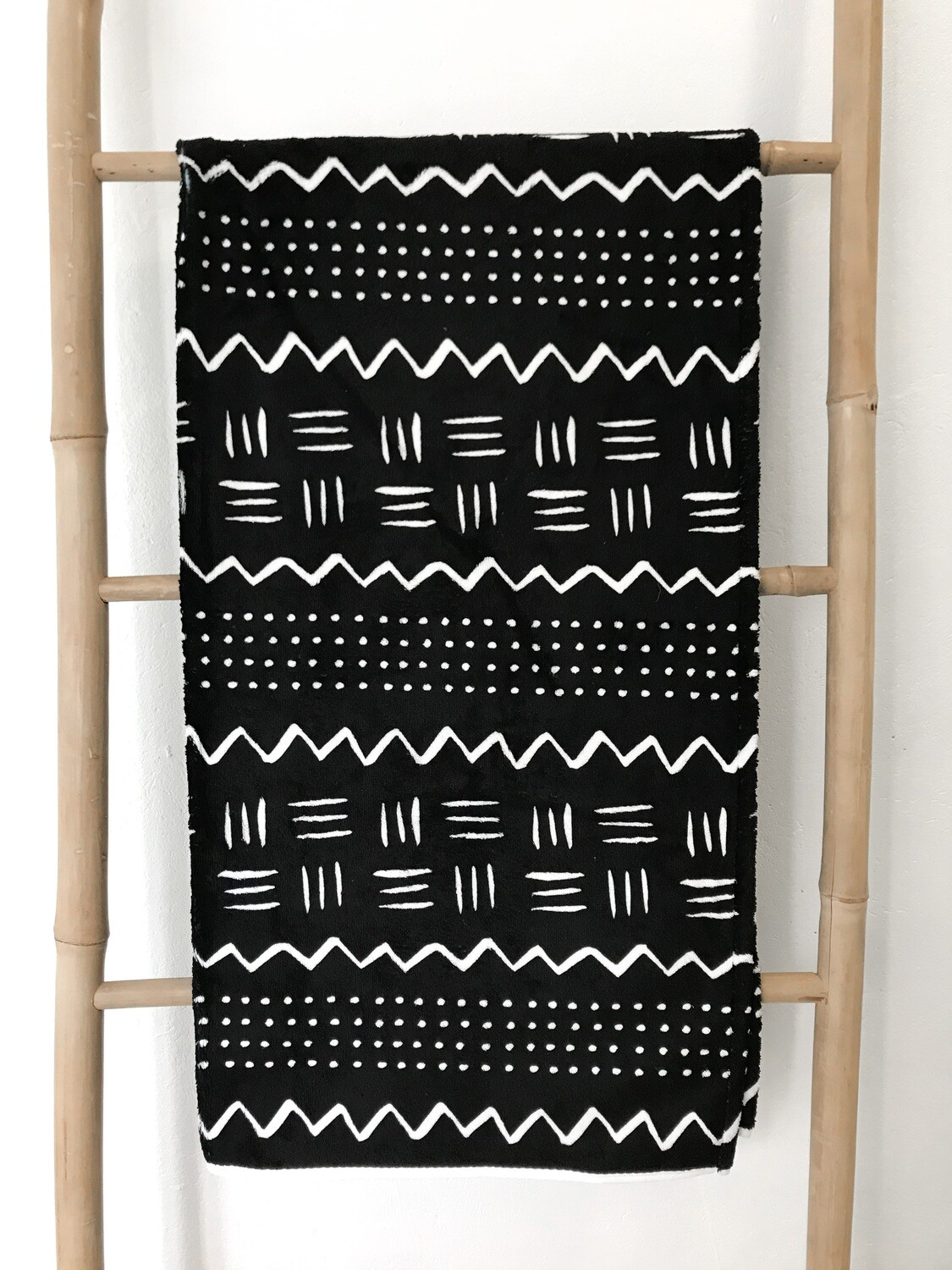Mud Cloth Safari Towel