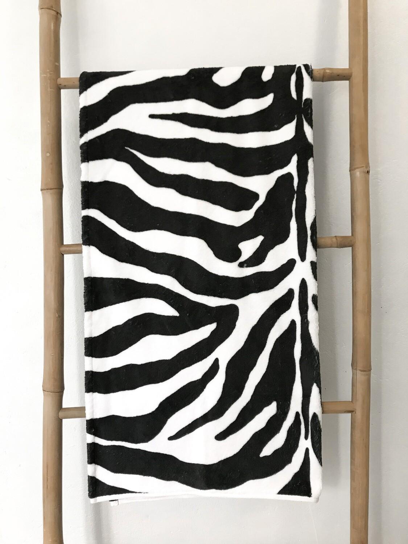 Original Zebra Towel