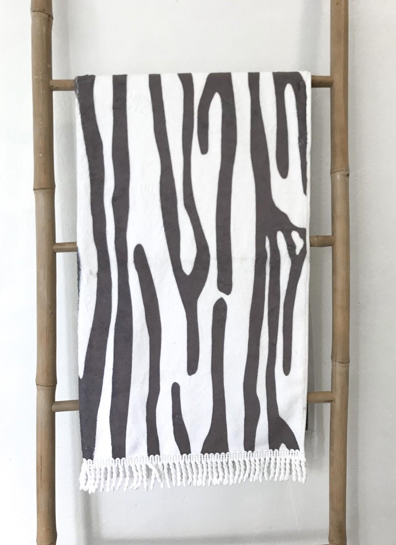 Safari Bark Towel