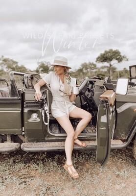 Wild Safari Winter Lightroom Presets - Pack of 3