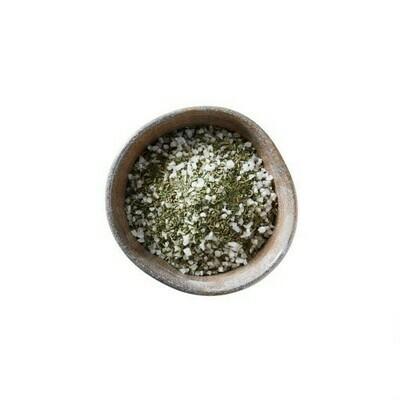 Pink Lake Salt with Glenelg River Herbs