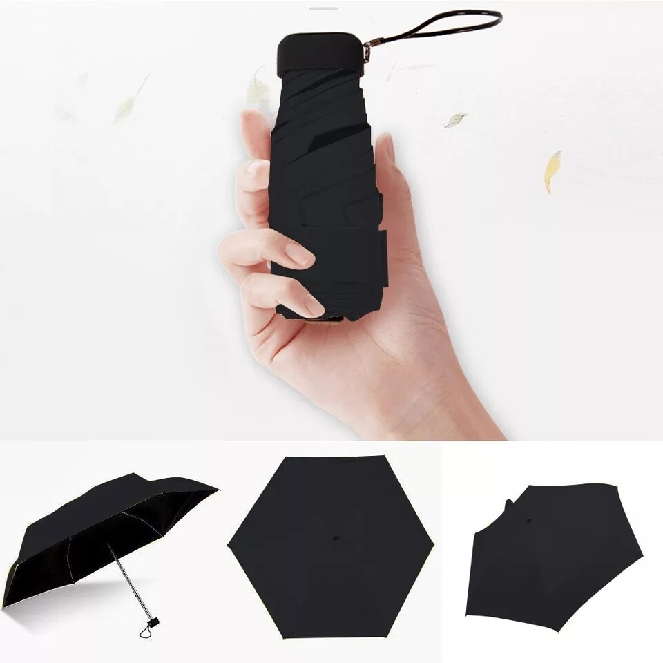 Pocket size umbrella