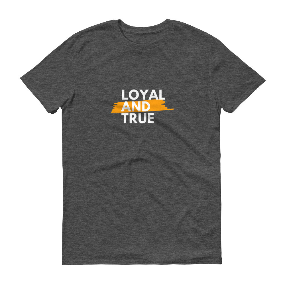 Loyal & True Short-Sleeve T-Shirt